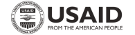 USAID Logo Black white